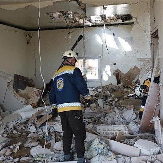 Six civilians injured in Syrian regime attack