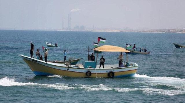 مقتل 3 صيادين قبالة شواطئ غزة بانفجار صاروخ