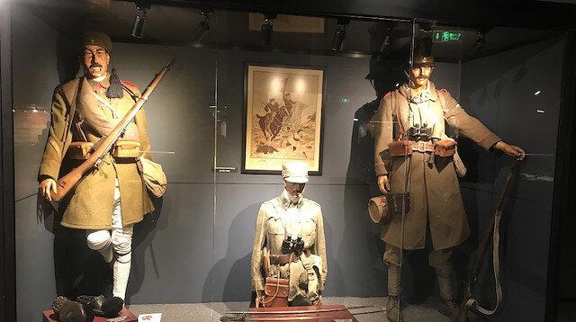 """معرض تركي يحتفي بـ""""بطلات الاستقلال"""" وتضحياتهن"""