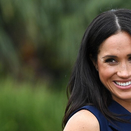 Meghan Markle accuses British Royal Family of racism