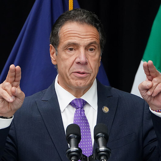 US: Senior NY lawmakers urge governor to resign