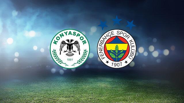 Konyaspor-Fenerbahçe (CANLI)