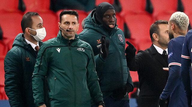 UEFA'dan ırkçı hakem Constantin Coltescu'ya men cezası