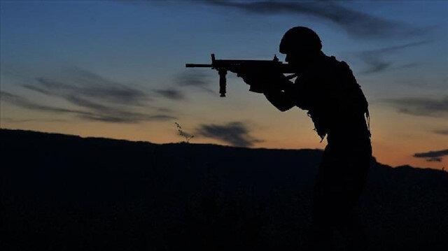 """تركيا.. تحييد 7 إرهابيين من """"بي كا كا"""" شمالي سوريا"""