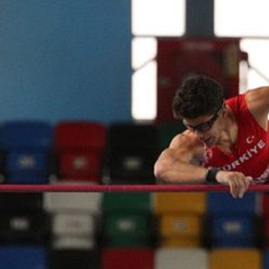 Turkish athlete comes 5th at Euro indoors