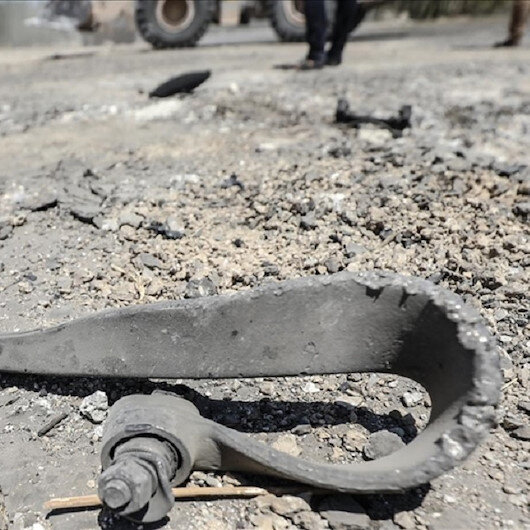 At least 18 people killed in mine blasts in Syria