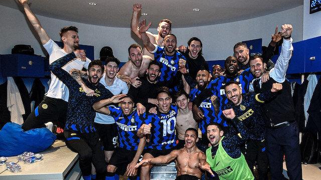 Inter, zorlu Atalanta engelini tek golle geçti (ÖZET)