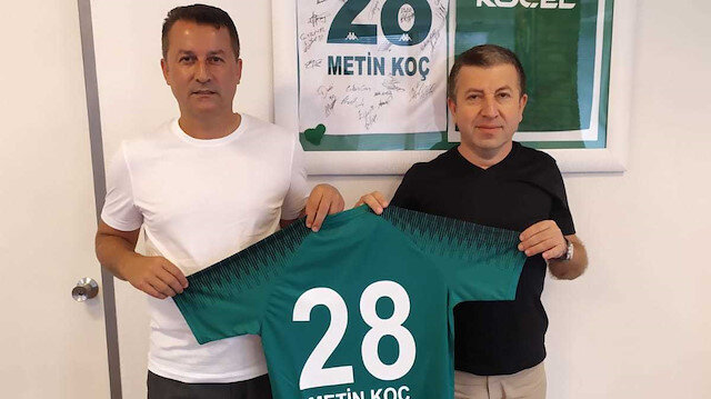 Metin Koç'tan GZT Giresunspor'a destek