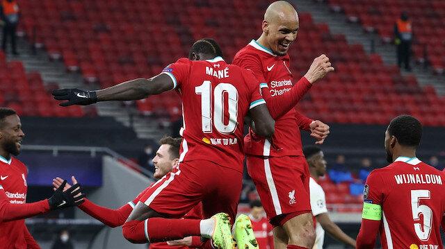 Liverpool Leipzig karşısında hata yapmadı: Ozan Kabak ve arkadaşları çeyrek finalde