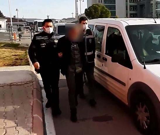 Gözaltına alınan iki kardeş tutuklandı.