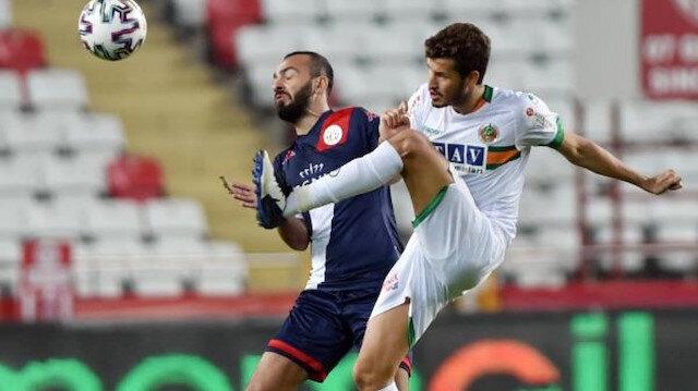 Süper Lig'de Antalya derbisi heyecanı yaşanacak