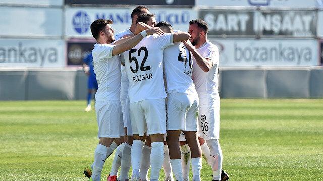 Türkiye'nin namağlup tek takımı Manisa FK