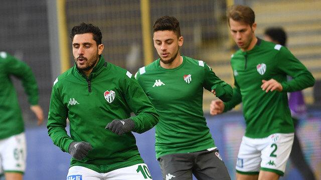 Bursaspor'da futbolcular isyan etti: Sezon başından beri bir kuruş almadık