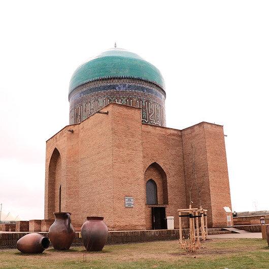 Kazakhstan's ancient Turkistan city reemerges