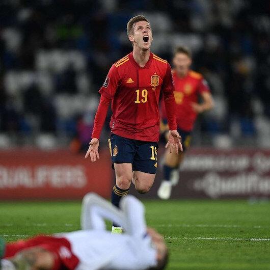 قدم.. إسبانيا تعود بفوز ثمين من جورجيا