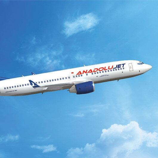 AnadoluJet to boost touristic int'l flights