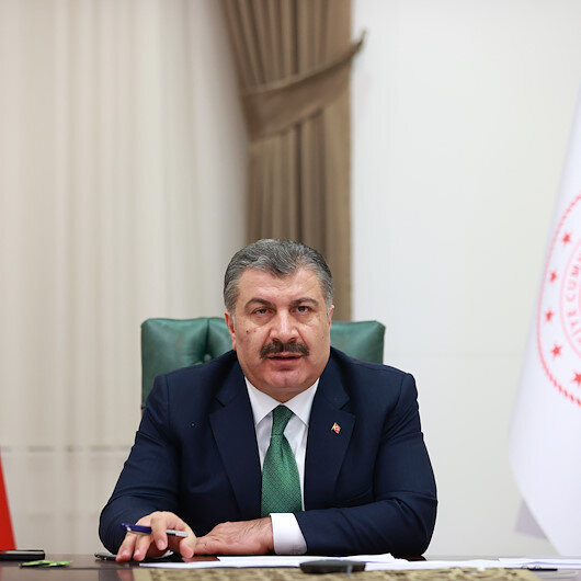 """تركيا.. الوزير قوجة يشارك في إحاطة إعلامية لـ""""الصحة العالمية"""""""