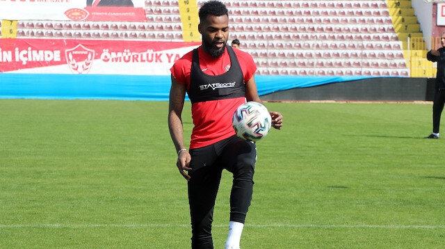 Boupendza Galatasaray'a karşı oynayacak mı? Hatayspor'dan açıklama geldi
