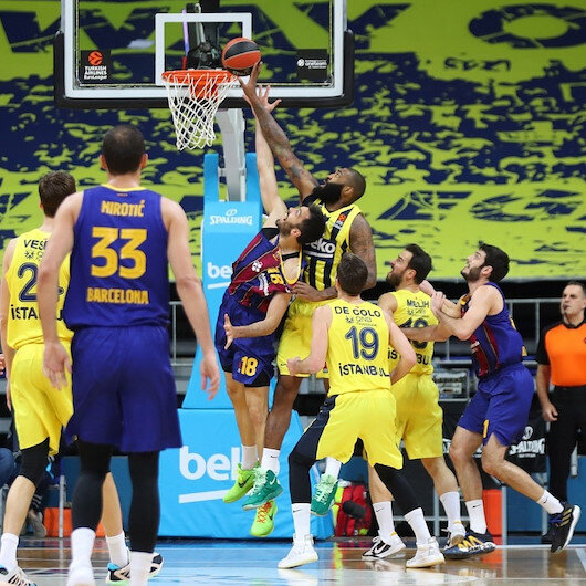 Fenerbahce lose to Barcelona 82-73 in EuroLeague