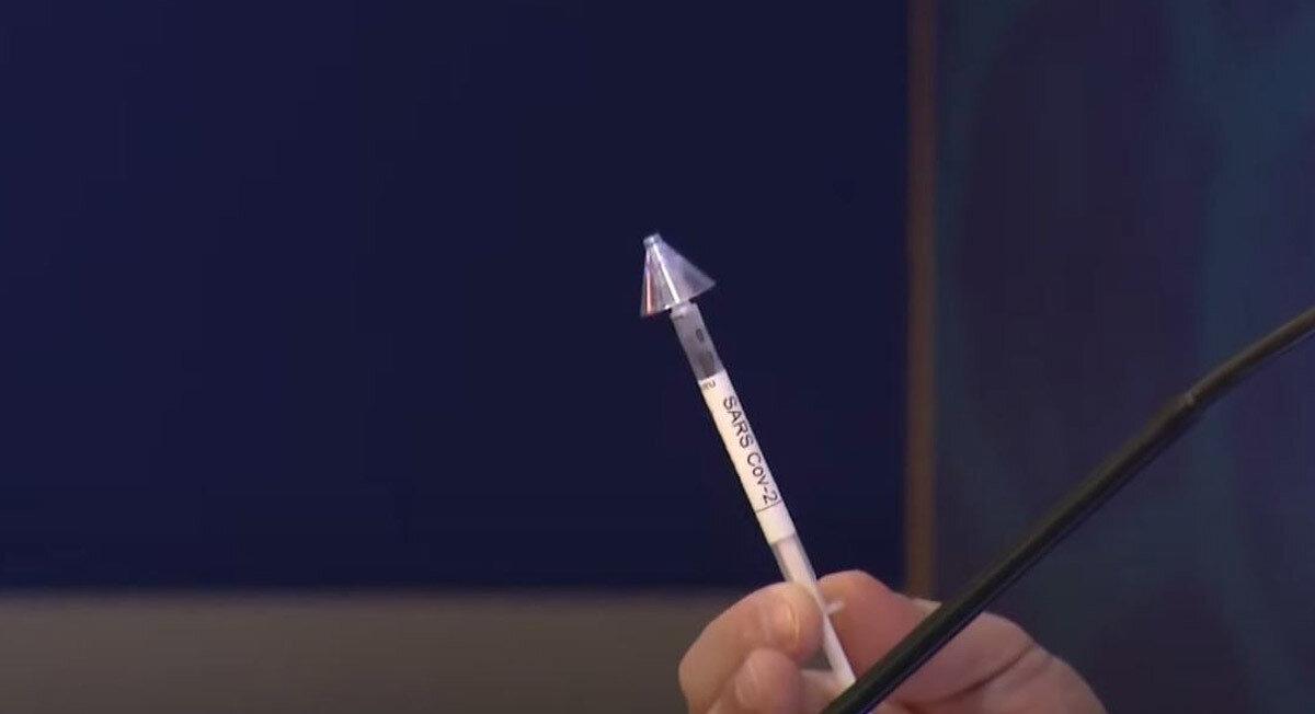 Sprey aşı