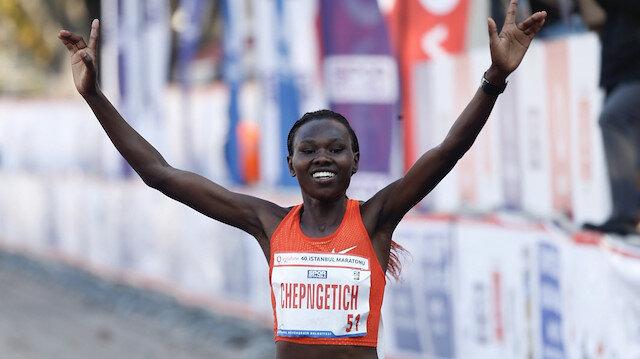 İstanbul Yarı Maratonu'nda dünya rekoru kırıldı