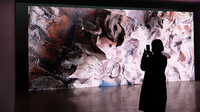 Exhibit inspired by NASA space tech opens in Istanbul