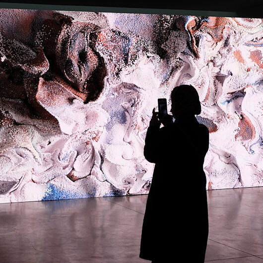 Exhibit inspired by NASA space tech kicks off in Istanbul
