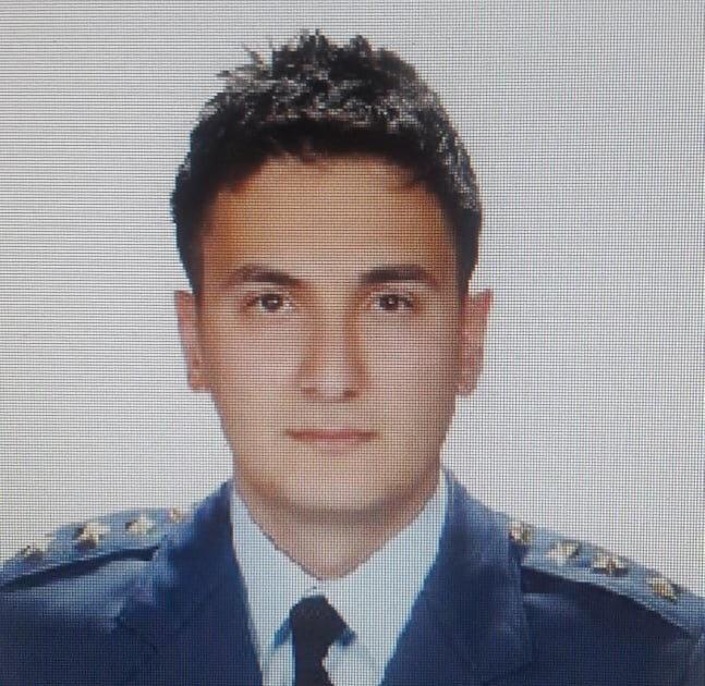 Şehit pilot Yüzbaşı Burak Gençcelep