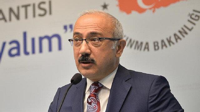 وزير المالية التركي يشارك في اجتماع لمجموعة العشرين