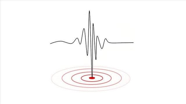 زلزال بقوة 4.3 درجات يضرب السواحل الغربية لتركيا