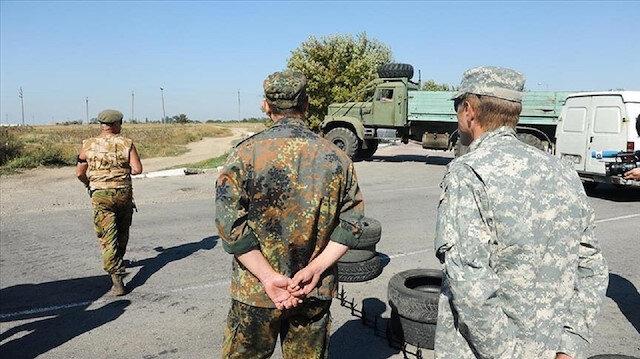 أوكرانيا.. مقتل جندي بنيران انفصاليين