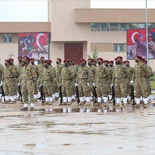 ليبيا.. تخريج دفعة عسكريين دربتهم تركيا ضمن مذكرة التفاهم