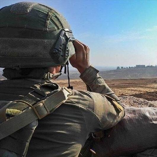 """الدفاع التركية: تحييد 4 من إرهابيي """"ي ب ك"""""""" شمالي سوريا"""