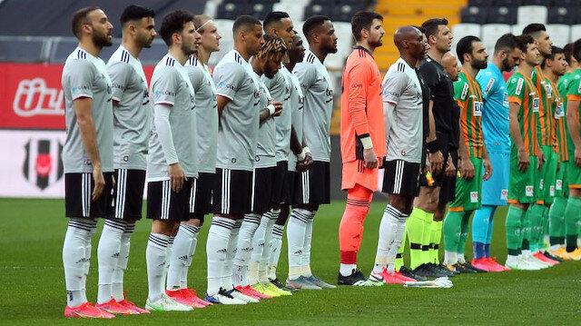 Beşiktaş'ın <br>yeni forması belli oldu