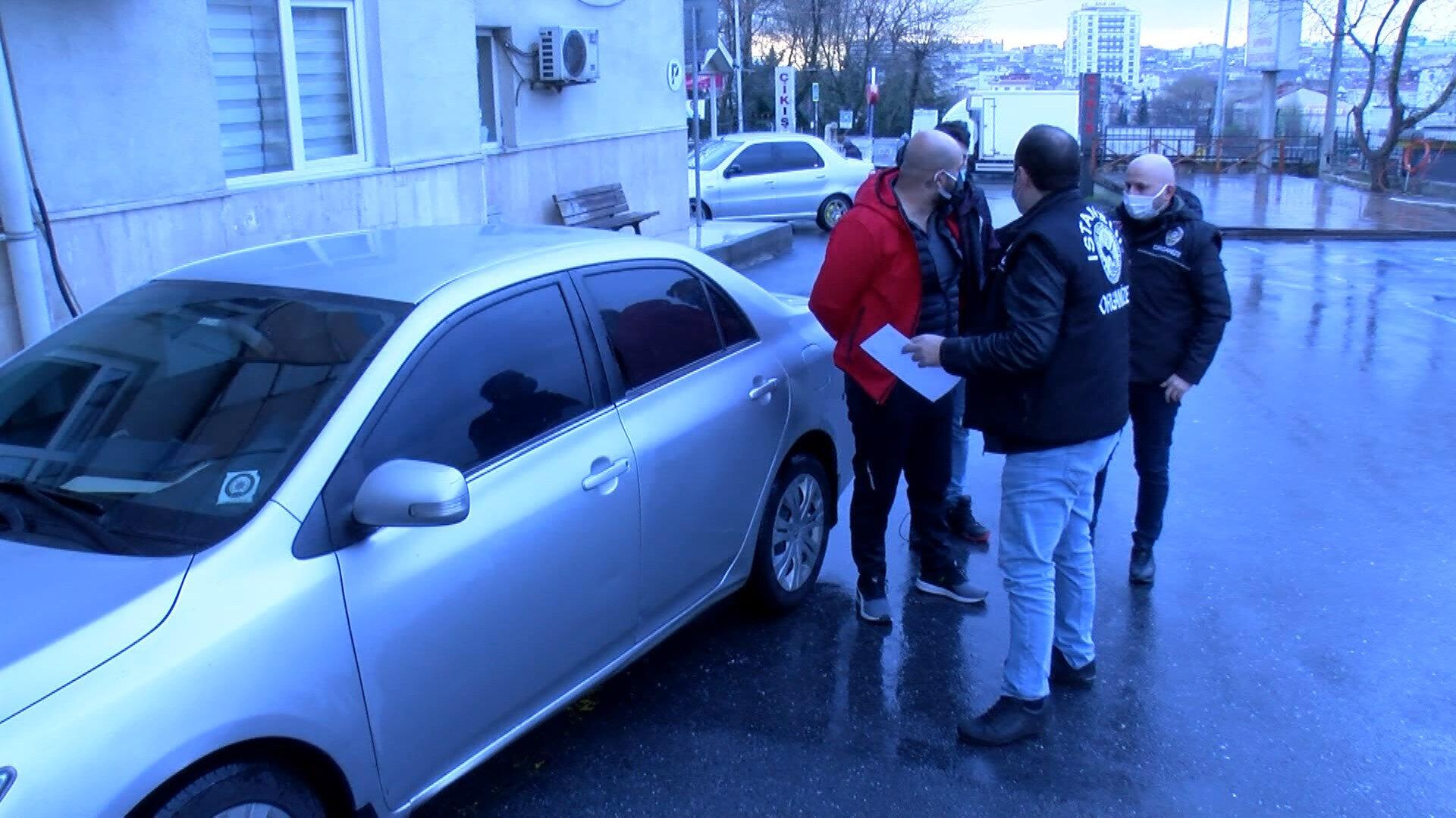 Sedat Peker'e yönelik operasyonda gözaltına alınanlar sağlık kontrolünden geçirildi