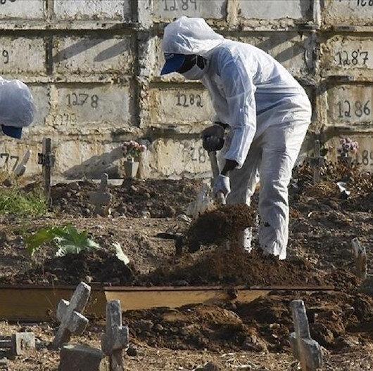 المكسيك تسجل 5140 إصابة و548 وفاة جديدة بكورونا