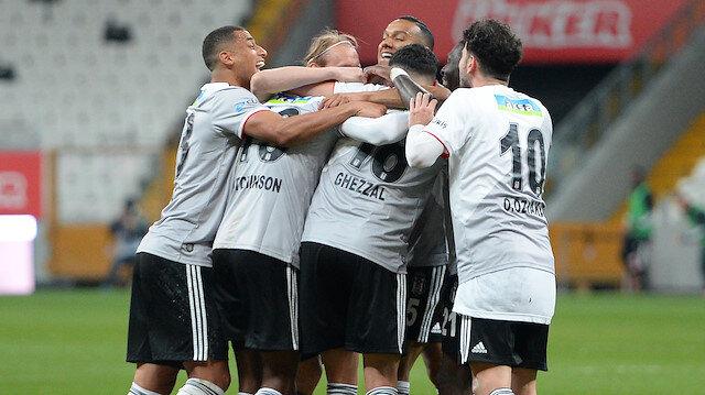 Beşiktaş'ta <br>hedef 22