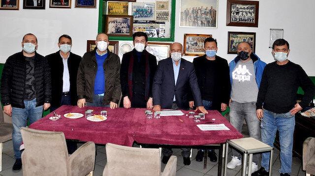 Haldun Domaç kulüp başkanı oldu