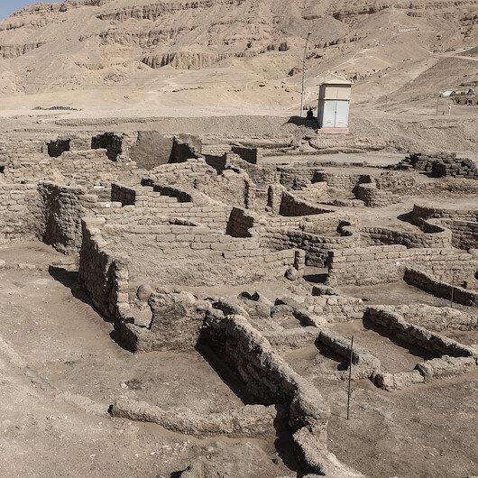 """مصر.. الكشف عن """"المدينة الذهبية المفقودة"""" السبت"""