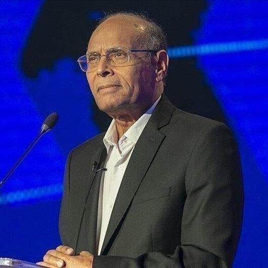 المرزوقي ينتقد زيارة سعيد إلى مصر