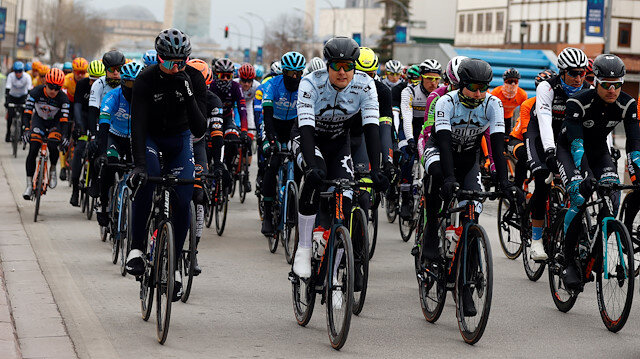 TUR 2021'de ilk pedal Konya'da çevrildi