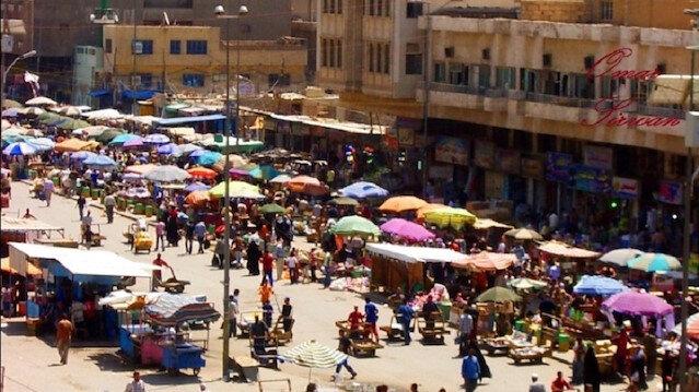 سوق الشورجة ببغداد.. إقبال قبيل رمضان يتجاهل تدابير كورونا