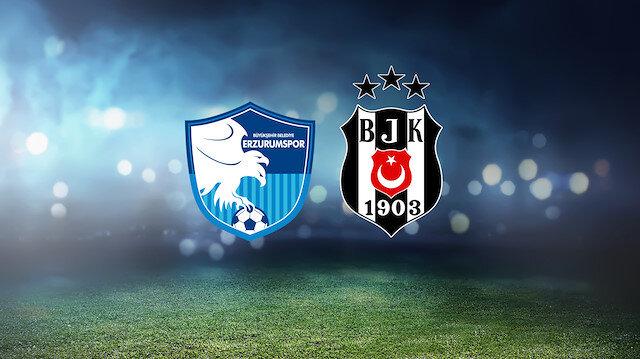 Erzurumspor-Beşiktaş (CANLI)
