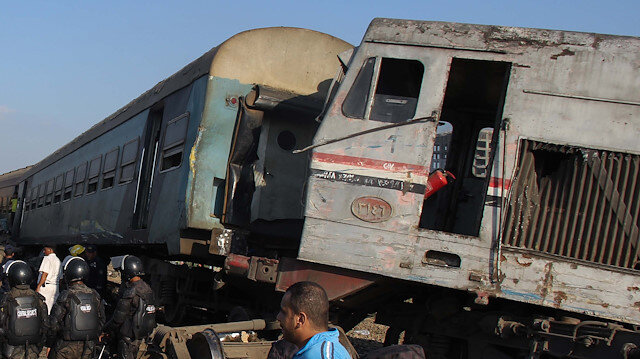 Turkish parliament head condoles over Egypt train crash