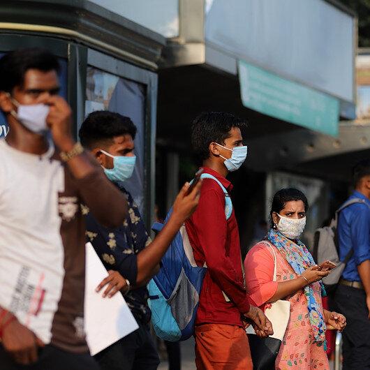 India daily coronavirus infections cross 152,000