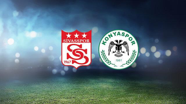 Sivasspor-Konyaspor (CANLI)