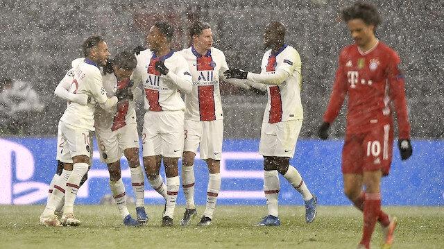 Şampiyonlar Ligi'nde ilk yarı finalistler belli oldu: PSG ve Chelsea turladı