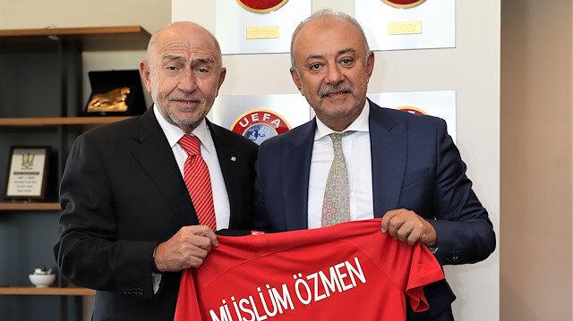 Gaziantep FK Asbaşkanı Müslüm Özmen: Hakemlerden sabrımız taştı