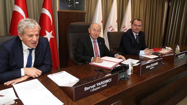 Türk dili konuşan ülkelerden futbolda iş birliği: