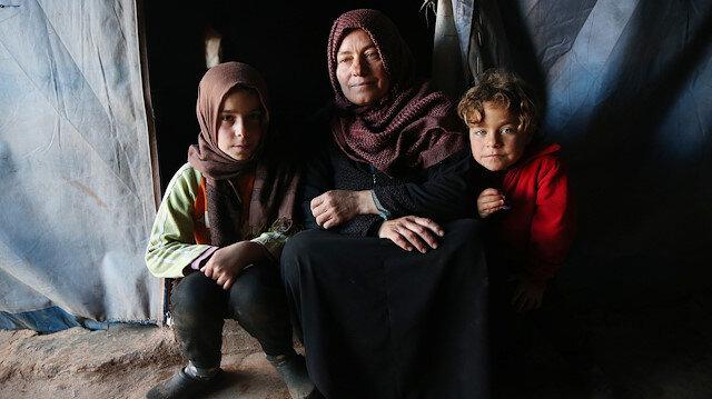 Yoksulluğun pençesinde<br>ilk iftar